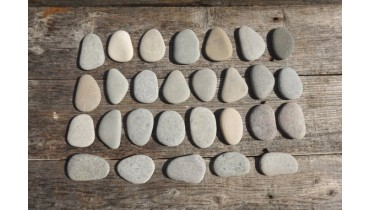 Selection of stones